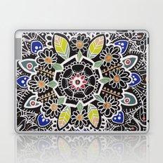 fleur indienne Laptop & iPad Skin