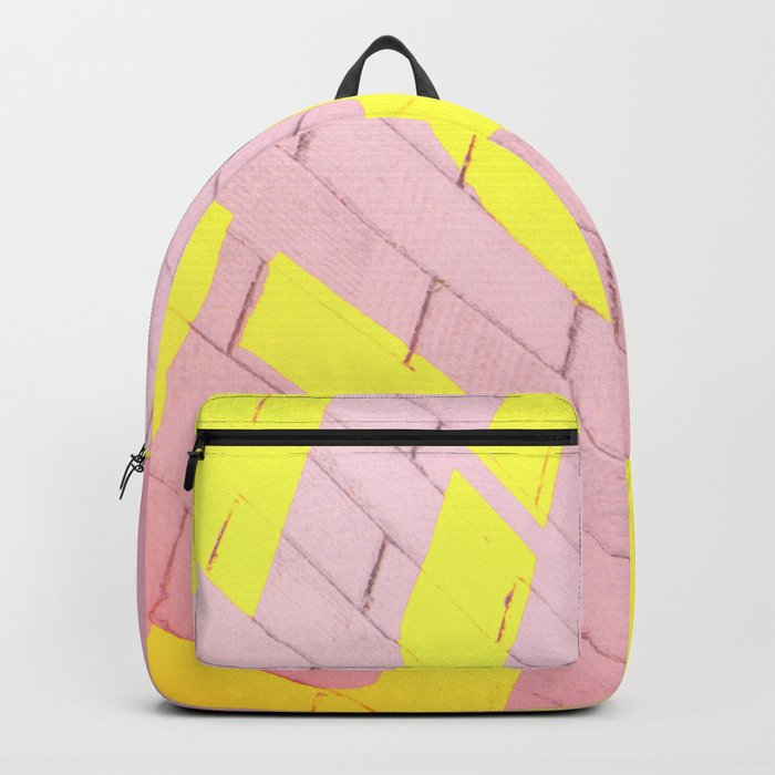 Street Colors Lettering Backpack