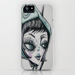nocturna iPhone Case