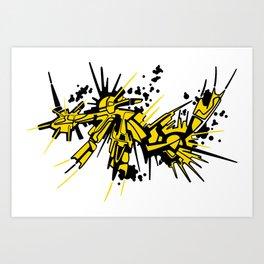 Akivi Art Print