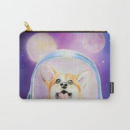 Corgi Adventures - Space Dog Carry-All Pouch