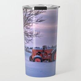 Case and Plow Travel Mug