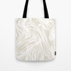 Marbled Nude Tote Bag