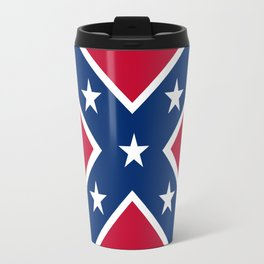 Confederacy Battle Flag Of Virginia Travel Mug