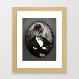 Lovely Day for a Guinness Framed Art Print