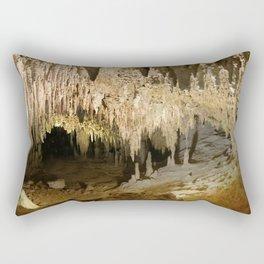 341 - Abstract cave design Rectangular Pillow