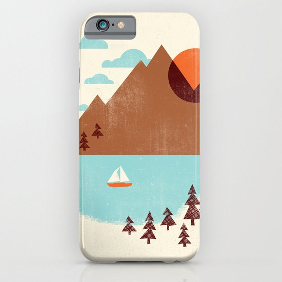 Indian Summer iPhone & iPod Case