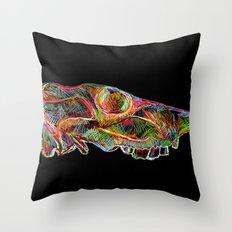 Techniskuller Throw Pillow