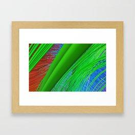 Fornix Framed Art Print