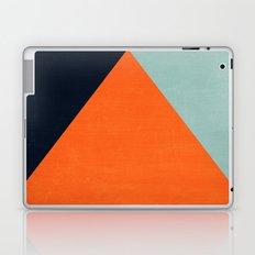mod triangles - autumn Laptop & iPad Skin