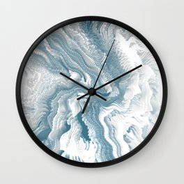 Abstract pattern 222 Wall Clock