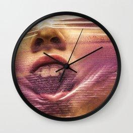 pai mei  Wall Clock
