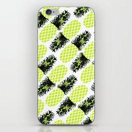 Pineapple 03 iPhone Skin