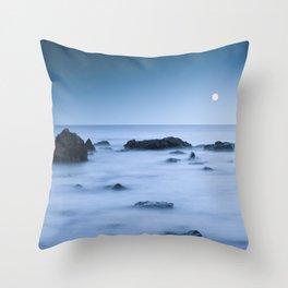 Mare Tranquillitatis Throw Pillow