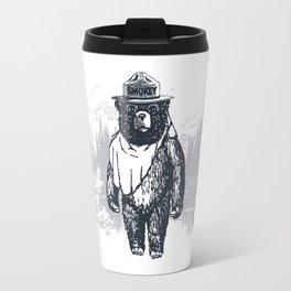Smokey The Ewok Travel Mug