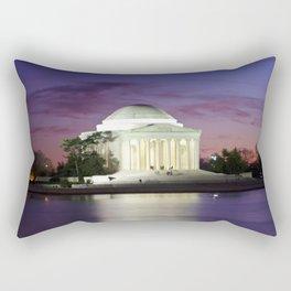 Jefferson Sunset Rectangular Pillow