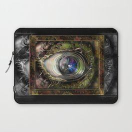 Eye of the Elemental Universe Laptop Sleeve