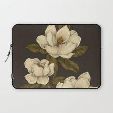 Magnolias Laptop Sleeve