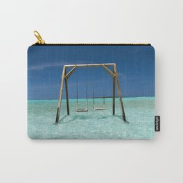 Swinging in paradise Carry-All Pouch
