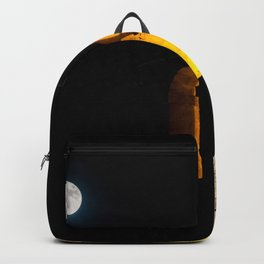 Church & moon Backpack