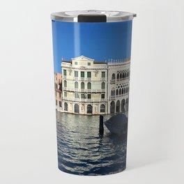 Painted reflections Travel Mug
