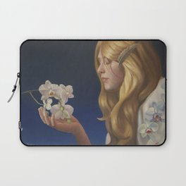 As love grows from within Laptop Sleeve