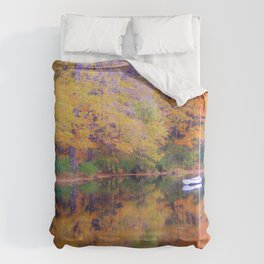 Peaceful Pleasure Comforters