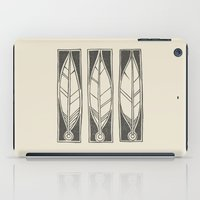 ethnic iPad Cases featuring Ethnic Feathers by rob art | simple