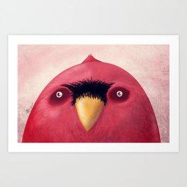 Cardenal XXVIII Art Print