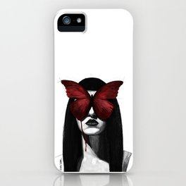 The Silence of the Lambs iPhone Case