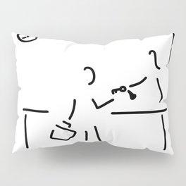 hotel keeper hotel adoption Pillow Sham