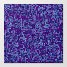 Misdirection - I Canvas Print