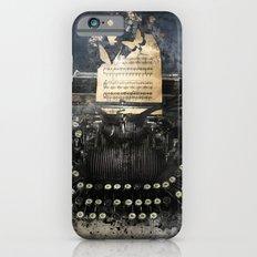 Piandemonium - Writers' Waltz iPhone 6 Slim Case