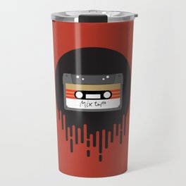 Mix Tape Cassette Travel Mug