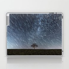 Trailing Stars Above Laptop & iPad Skin