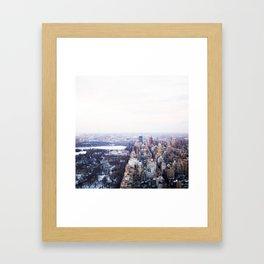 Above Our Minds #2 Framed Art Print