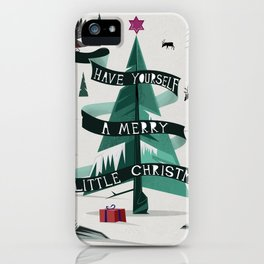 Christmas Tree iPhone Case