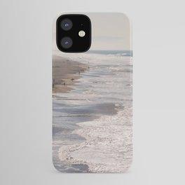 Ocean Beach, San Francisco Photography, From Above Art, Surfers, Pacific Ocean, California Art iPhone Case