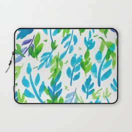 180726 Abstract Leaves Botanical 27|Botanical Illustrations Laptop Sleeve