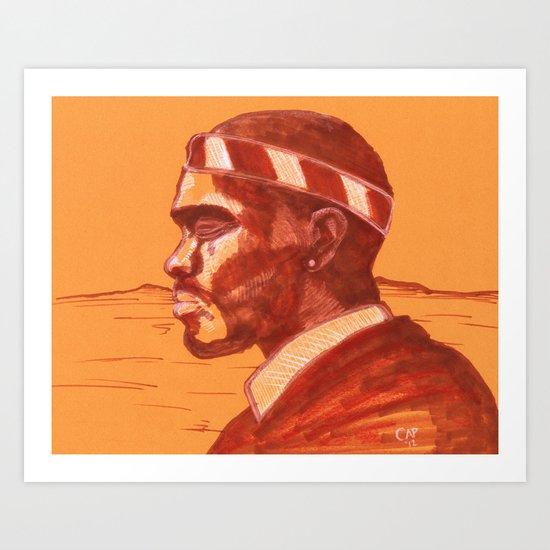 """""""Channel Orange"""" by Cap Blackard Art Print"""