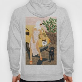 Tour #illustration Hoody