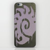 starcraft iPhone & iPod Skins featuring For the Swarm by leafindawind
