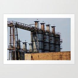 Berlin-View-3 Art Print