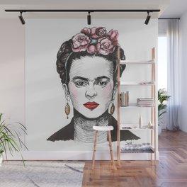 Frida Wall Mural