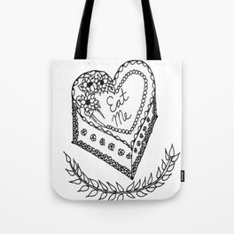 'Eat Me' Cake-- Deliver them SASS! ;) Tote Bag