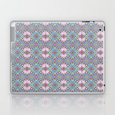 Funky Retro Pattern Laptop & iPad Skin