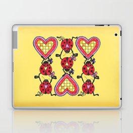 Love Bugs Laptop & iPad Skin