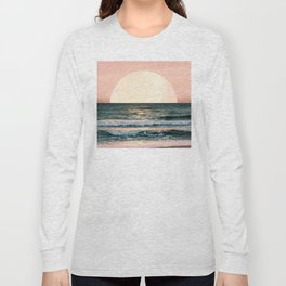Summer Sunset Long Sleeve T-shirt