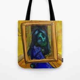 Sleeping Disorder Tote Bag