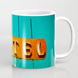 Frontage Motel Coffee Mug